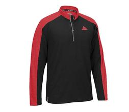 Adidas Men's Climalite Modern Varsity 1/4 Zip Jacket, Color