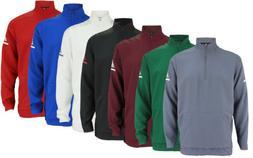 Adidas Men's Climawarm Team Issue 1/4 Zip Pullover Jacket, C