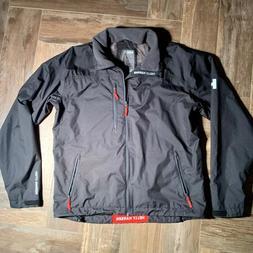 Helly Hansen Men's Crew Midlayer Jacket Size XL Fleece Lined