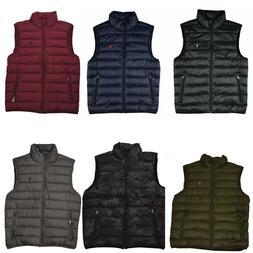 Men's POLO Ralph Lauren DOWN FILLED Puffer Vest Packable Sle