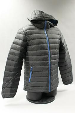 Goodthreads Men's Down Jacket With Hood - Medium - New