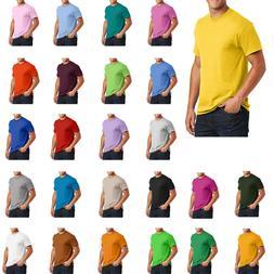Gildan Men's DryBlend 50 Cotton/50 Poly T-Shirt 8000