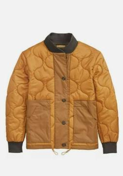 TIMBERLAND MEN'S ECORIGINAL QUILTED BOMBER WHEAT A1XW9 JACKE