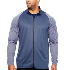 Nike Men's Epic Knit Training Lightweight Track Jacket Gunsm