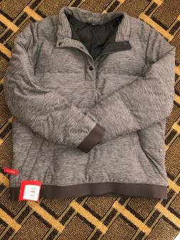 men s eros goose down pullover jacket