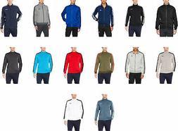 adidas Men's Essentials 3-Stripe Tricot Track Jacket, 8 Colo
