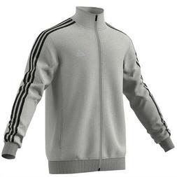 Adidas Men's Essentials Full Zip Tricot Track Jacket AJ3949