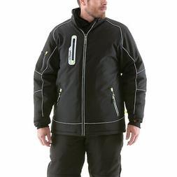 RefrigiWear Men's Extreme Softshell Insulated Jacket -60F Co