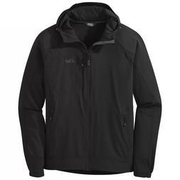 Outdoor Research Men's Ferrosi Hooded Jacket Black
