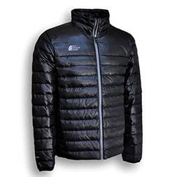 The North Face Men's Flare 550 Down Jacket M MEDIUM TNF BLAC
