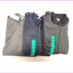 Calvin Klein Men's Full Zip Long Sleeve Jacket