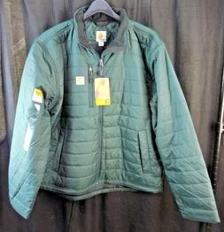 Carhartt Men's Gilliam Jacket, Canopy Green, Large NWT