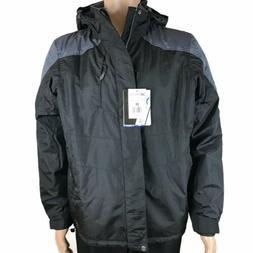 Arctix Men's Gotham Insulated Jacket, Black, Medium
