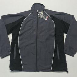 Under Armour Men's HeatGear Full-Zip Loose Fit Wind Jacket G