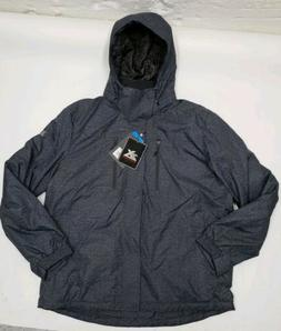 Zeroxposur Men's Heavy All Weather Insulated Jacket Coat Win