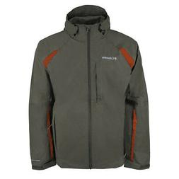 Columbia Men's High Falls Jacket Major/Burnt Orange S
