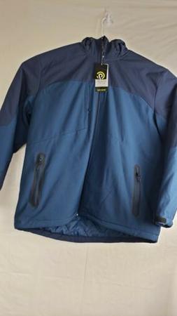 Men's Champion Insulated Hooded Softshell Jacket /Coat Size: