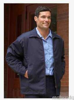 Men's Insulated Lined Work Jacket   L- XL- 2XL- 3XL COLOR: N