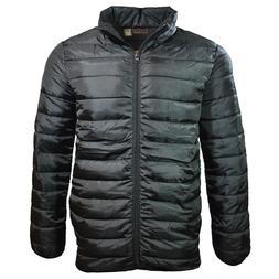 Men's Jacket Puffer Jacket - Marino Bay- NEW Winter Warm Zip