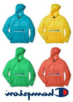 Champion Men's Jacket windbreaker waterproof Anorak Pullover