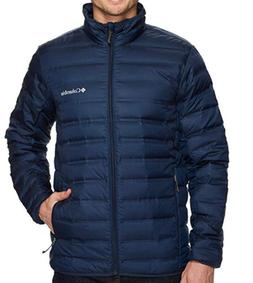 Columbia Men's Lake 22 Down Insulated Winter Jacket Navy NWT