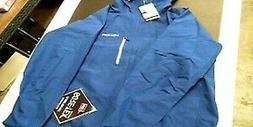 Marmot Men's Lightweight Rain Jacket GORE-TEX/PACLITE Blue S