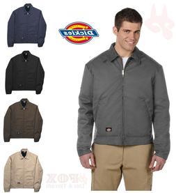 "DICKIES - Men""s Lined Eisenhower Jacket - Size S-XL - 2XL -"