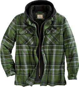 LEGENDARY Whitetails Men's Maplewood Hooded Flannel Shirt-Ja