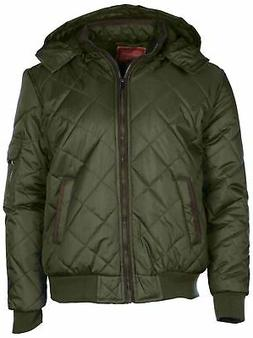 Maximos Men's Mason Water Resistant Jacket
