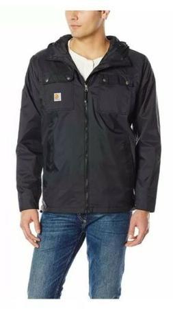 Carhartt Men's Medium Rockford Rain Defender Jacket NWT