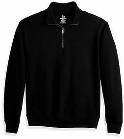 Hanes Men's Nano Quarter-Zip Fleece Jacket - Choose SZ/Color