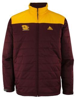 adidas Men's NCAA Climastorm Team Logo Transition Jacket, Ce