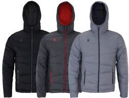 Spyder Men's Nexus Puffer Jacket, Color Options