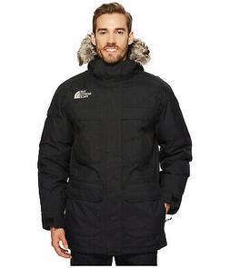 Men's North Face Black McMurdo 550 Down Parka Jacket Coat 3X