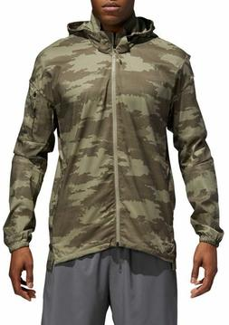 Men's adidas Olive Green Supernova TKO Camouflage Running Ja