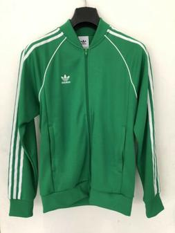 MEN'S ADIDAS ORIGINALS SUPERSTAR TRACK JACKET MEDIUM #CW1259