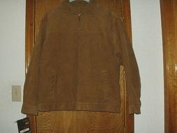 Men's Lee Outerwear Corduroy Jacket/Coat w/Sherpa Removable