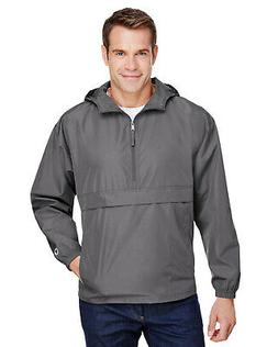 Champion Men's Packable Anorak Zip Jacket - CO200 FREE SHIPP