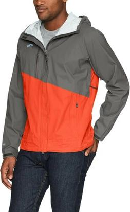 Outdoor Research Men's Panorama Point Jacket Charcoal Heathe