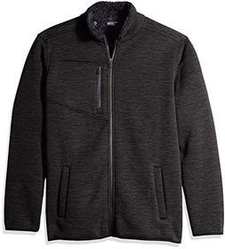 IZOD Men's Performance Jacket, Asphalt, X-Large