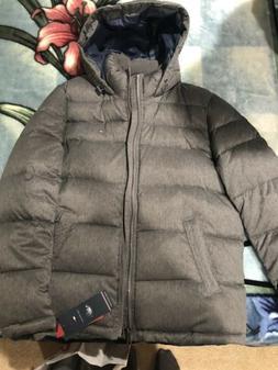 Tommy Hilfiger Men's Premium Heavyweight Micro Fleece Puffer