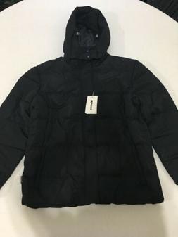 Wantdo Men's Puffer Winter Warm Quilted Jacket Outwear Sz XL