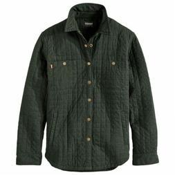 Men'sTimberland Quilted Primaloft Gunstock River Cotton Shir