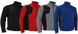 Spyder Men's Raider Full Zip Sweater, Color Options