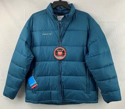 Columbia Men's Rapid Excursion Thermal Coil Puffer Jacket Bl