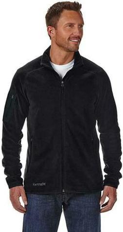 Marmot Men's Reactor Fleece Jacket - Black - Small or Medium