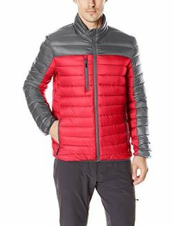 ZeroXposur Men's Relay Ultra Packable Down Sweater Puffer Ja