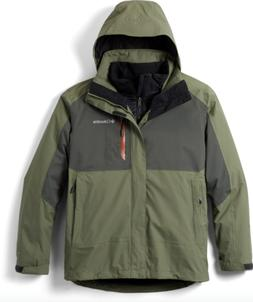 Columbia Men's Rural Mountain II Interchange Jacket sizes S