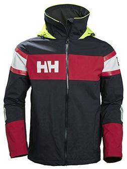 Helly Hansen Men's Salt Flag Jacket, Navy, Medium