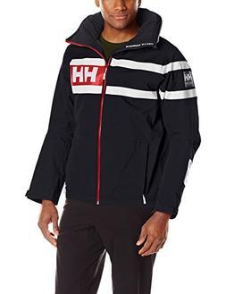 Helly Hansen Men's Salt Power Jacket, Navy, Large